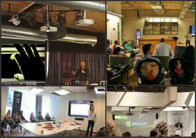 הרצאות סייבר - מנורה מבטיחים, מיקסר, כנס משפט וטכנולוגיה
